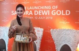 Sandra Dewi Rilis Brand Perhiasan Emas