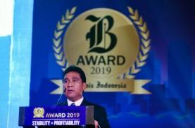Bisnis Indonesia Award, Penghargaan Tertinggi Perusahaan…