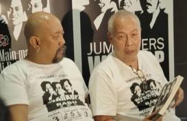 Ungkapan Indro Lepas Kepergian Pendiri Warkop Rudy Badil