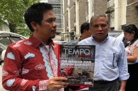 Kasus Tim Mawar, Dewan Pers: Judul Tempo Berlebihan
