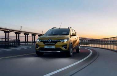 MODEL BARU : Renault Siap Rakit Triber di Indonesia