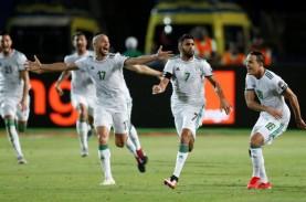 Riyad Mahrez Antar Aljazair ke Final Piala Afrika,…