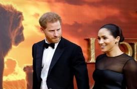 Pangeran Harry dan Meghan Markle Hadiri Gala Premiere Film 'The Lion King'