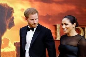 Pangeran Harry dan Meghan Markle Hadiri Gala Premiere…