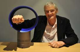 James Dyson, Penemu Terobosan Mesin Penyedot Debu