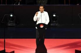 5 Berita Terpopuler, Ini 5 Poin Besar Visi Jokowi…