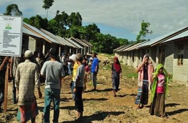 Kemensos Bangun 39 Rumah Komunitas Adat Terpencil di Aceh Barat