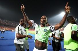 Odion Ighalo Top Skor Piala Afrika, Riyad Mahrez & Sadio Mane Mengintai