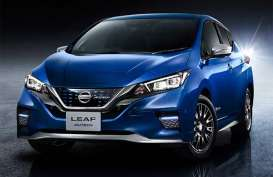 Nissan Leaf Akan Mejeng di GIIAS 2019