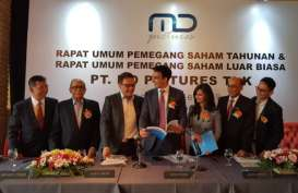 MD Pictures (FILM) Kantongi Sisa Dana IPO Rp127,71 Miliar