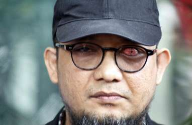 Gelar Aksi Teatrikal, Koalisi Masyarakat Sipil Antikorupsi Minta Kasus Novel Dituntaskan