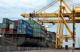 Crane Pelabuhan Tanjung Emas Roboh : Bongkar Muat Dipindah ke Dermaga Samudera