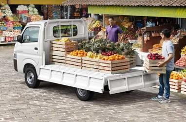 Suzuki Carry Incar 60% Pangsa Pasar Pikap