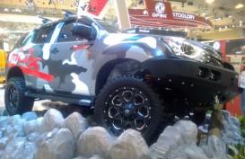 MODEL SUV HIGH : Isuzu MU-X Tampil Baru