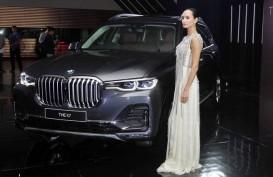 BMW X7 Siap Bersaing dengan Range Rover Velar