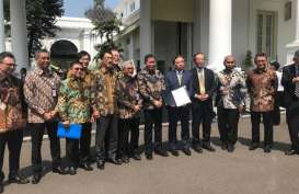 Bahas Blok Masela, Menteri Jonan dan Bos Inpex Temui Jokowi di Istana