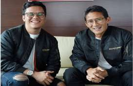 Kolaborasi dengan Sandiaga Uno, Youtuber Arief Muhammad Unggah Video Kocak