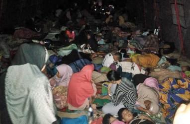 917 Rumah Rusak Berat dan 3.000 Orang Mengungsi Pasca Gempa 7,2 SR Guncang Maluku Utara