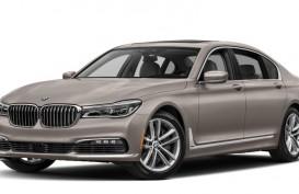 BMW Seri 750 Jadi Calon Mobil Kepresidenan