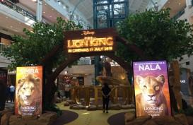 Lion King akan Mengaum di Mal Plaza Senayan