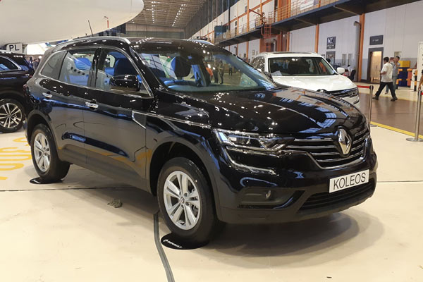 Renault Koleos. - RENAULT