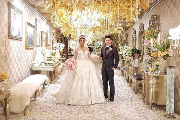 Nabila Syakieb dan suami - Instagram