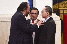 Surya Paloh Naksir Posisi Pimpinan MPR