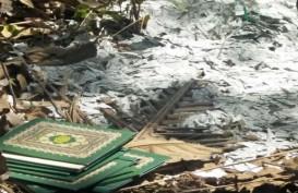 Heboh Alquran Terpotong-Potong di Kulonprogo, bukan milik Masjid Setempat