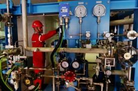 PLN : Baru Sebagian Pembangkit Diesel Beralih ke Gas