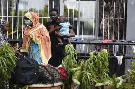 Pemprov DKI Tampung 1.400 Pencari Suaka, Ada Warga…