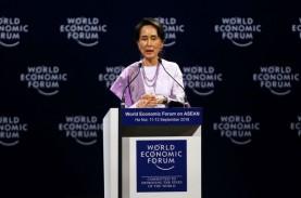 Suu Kyi Ingin Kurangi Peran Militer, Demonstran Pro…
