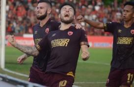 Hasil Liga 1 : PSM Terobos Papan Atas, Skor 2 - 1 vs Persebaya