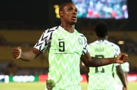 Nigeria Peringkat Ketiga Piala Afrika, Ighalo Top…