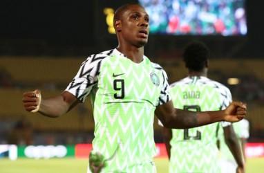 Nigeria Peringkat Ketiga Piala Afrika, Ighalo Top Skor