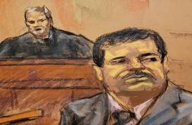 Gembong Narkoba El Chapo Dijatuhi Hukuman Seumur Hidup