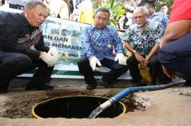 Pemkot Bandung Gelorakan Bandung Memanen Hujan