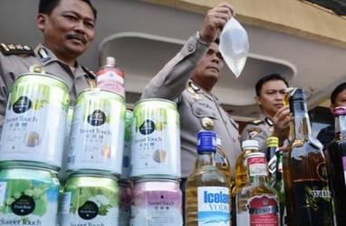 KPPBC Dorong Ekspor Minuman Cap Tikus