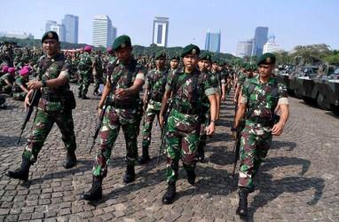 Jokowi Teken Payung Hukum Komando Operasi Khusus Gabungan TNI