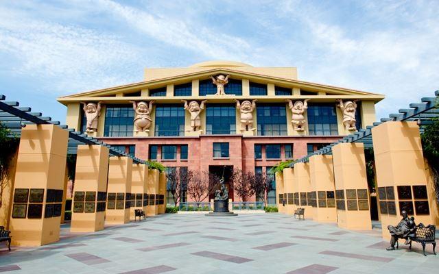 Kantor Walt Disney Company di Burbank, California - waltdisney