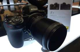 Bisnis Kamera, Nikon Pertahankan Pangsa Pasar