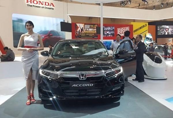 All New Honda Accord. JIBI - Aprianus Doni Tolok