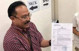 Dianiaya Pengacara Tomy Winata, Hakim Sunarso Resmi Lapor ke Polres Jakarta Pusat