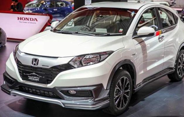 Honda HR-V Mugen - USSUV