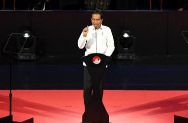 Lepas Kontingen Pramuka ke AS, Ini Pesan Jokowi