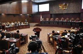 MK Gelar Sidang Pengucapan Putusan untuk 224 Perkara Pileg, Senin