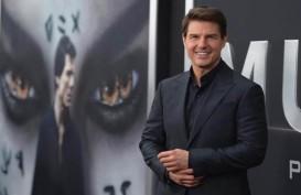 Tom Cruise Kembali Jadi Pilot Pesawat Tempur di Top Gun: Maverick