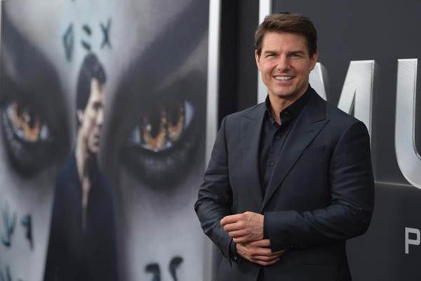 Tom Cruise - Istimewa