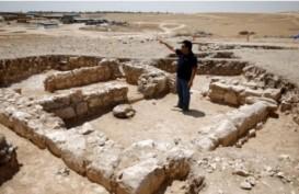 Masjid Pertama Israel Ditemukan. Dibangun saat Islam Tiba di Yerusalem
