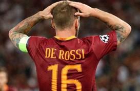 Legenda Roma Daniele de Rossi Merantau ke Argentina