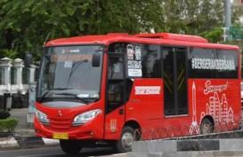Penumpang BRT Semarang Tumbuh 57%